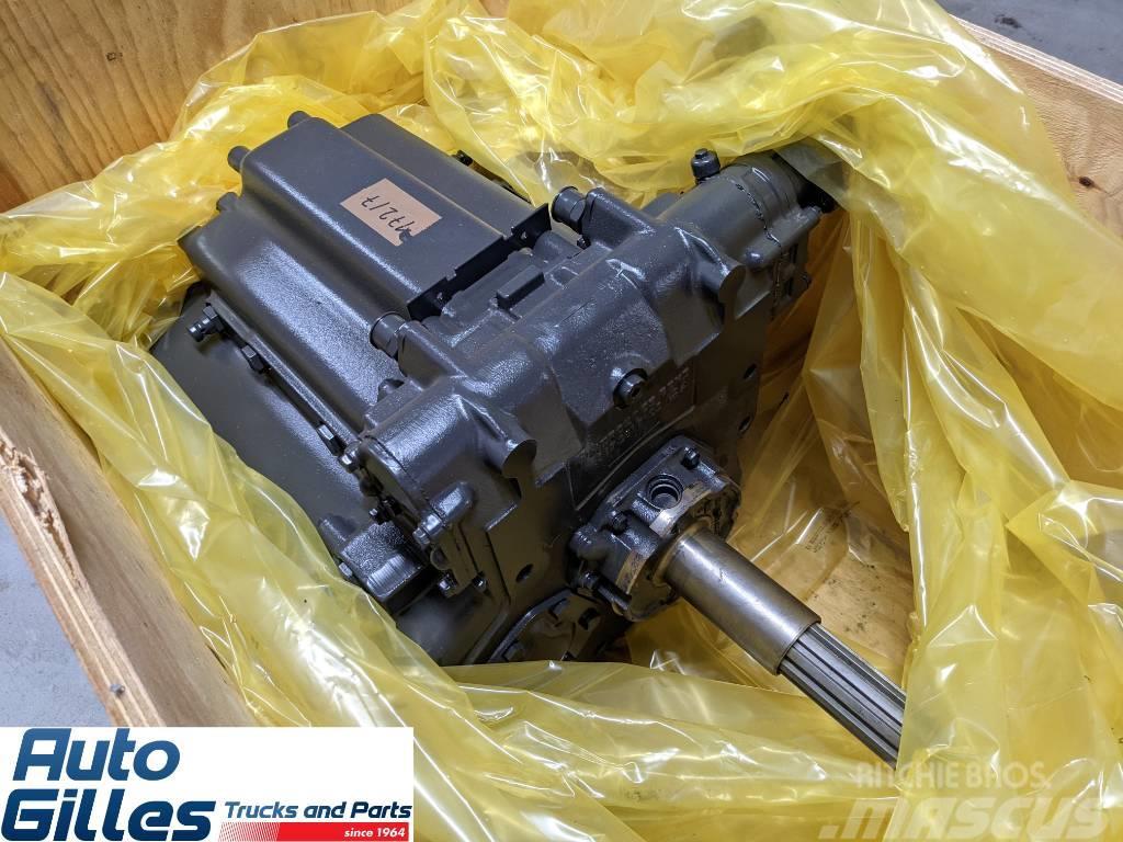 Mercedes-Benz G4/110-6/9,0 LKW Getriebe