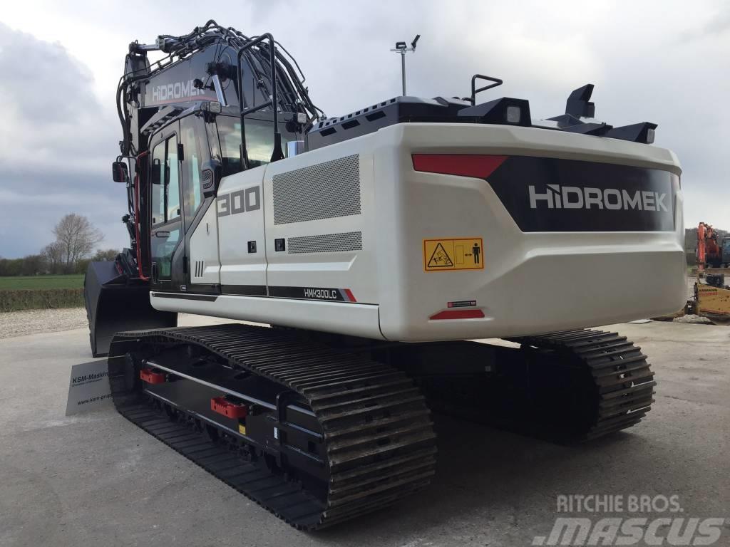 Hidromek HMK 300 LC4H