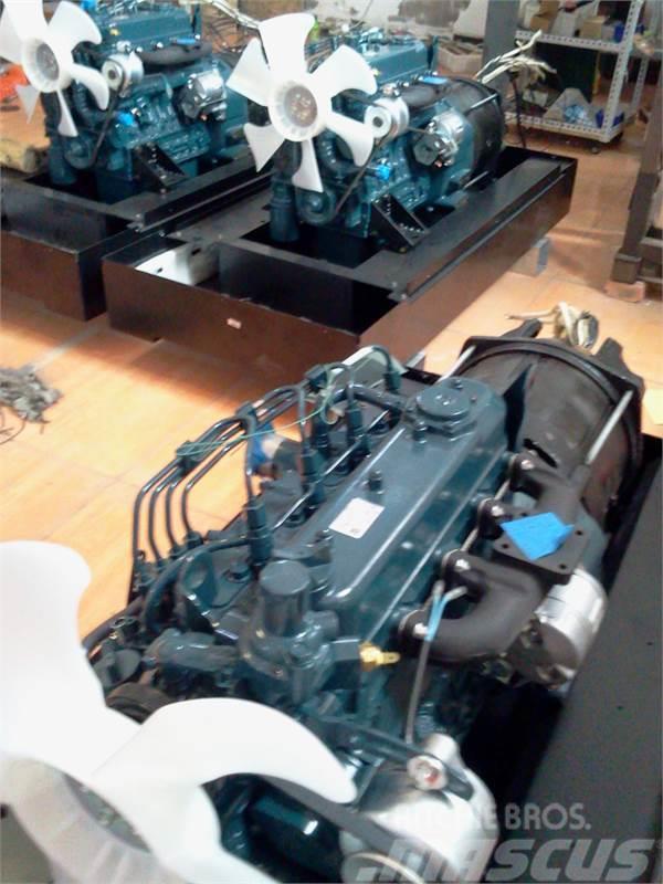 Kubota welding generator EW400DST
