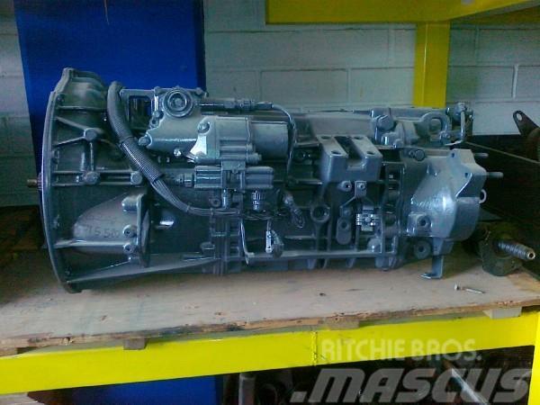 Mercedes-benz Actros G240 + Intarder