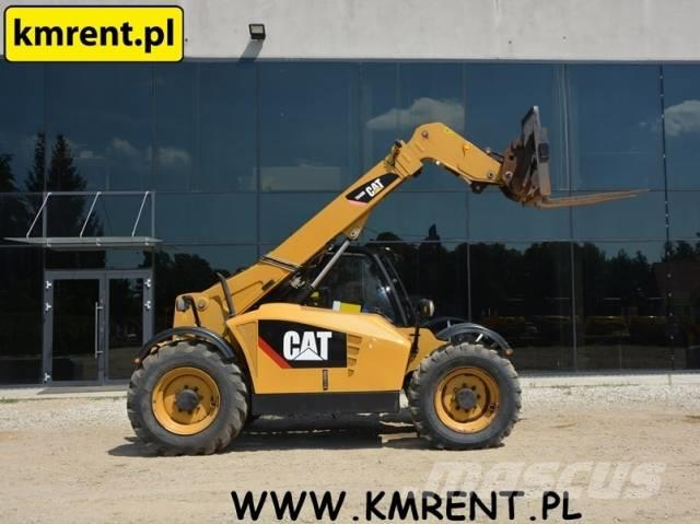 Caterpillar TH 406 TH 336 TH 360 JCB 536-60 531-70 527-58