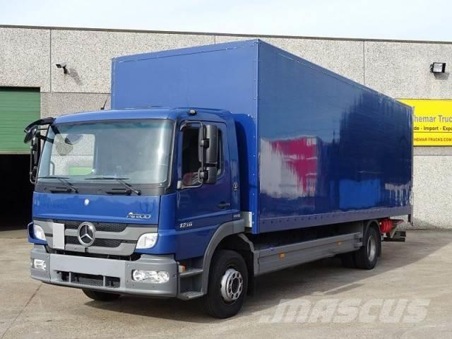 Mercedes-Benz ATEGO 1218 4X2