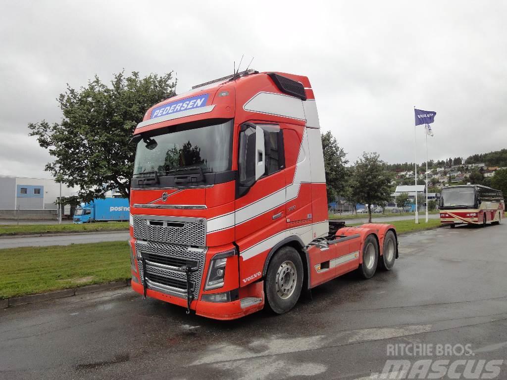 Volvo FH 16 750 6x4 ADR