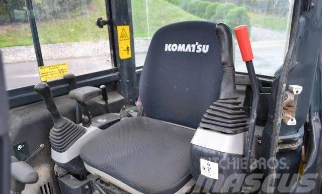 Komatsu PC 55 MR-3