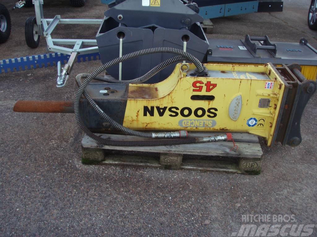 Soosan SB 45 TS-P
