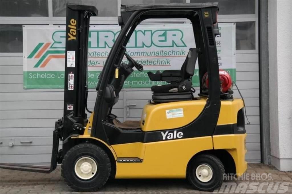 Yale GLP 20 SVX