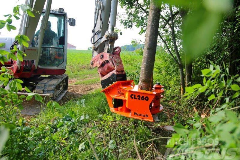 Westtech Woodcracker CL 260