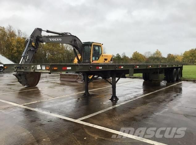 Faymonville flatbed 13,7 x 2,45m , air suspension