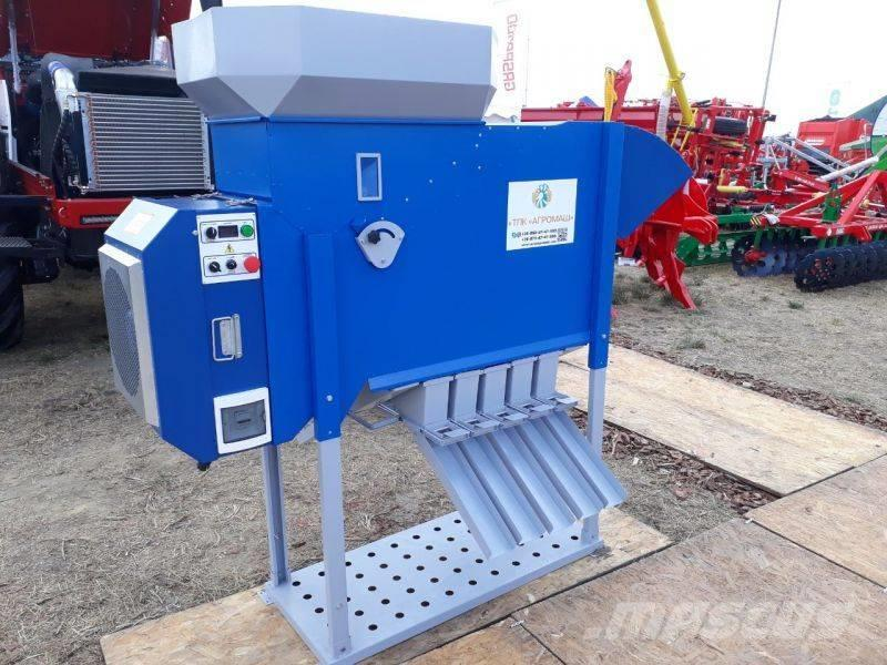 [Other] Grain cleaner | Aerodynamic separator ASM-5 t/h