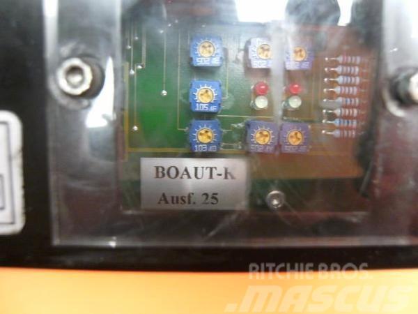 MAN Bus Türautomatik 81.25935-6536 Bode, 1996, Övriga