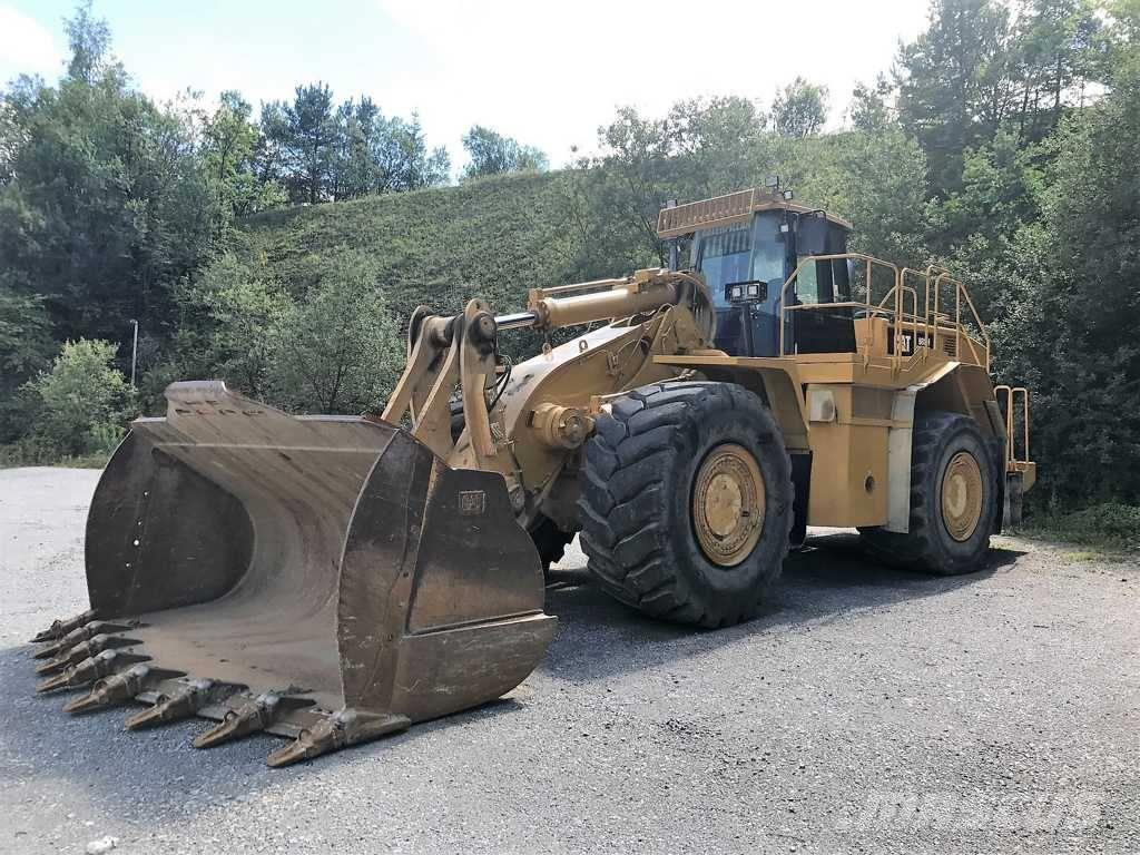 Caterpillar 988 H carry & load unit