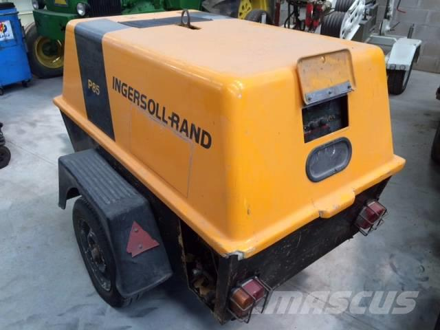 used ingersoll rand p 85 wd compressors year 1991 price 4 111 for sale mascus usa