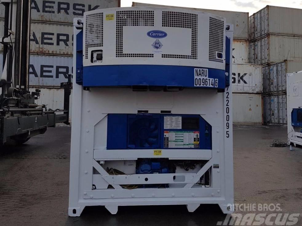 Carrier Genset Dieselgenerator Clip On (gebraucht), Övriga