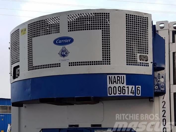 Carrier Genset Dieselgenerator Clip On (gebraucht)