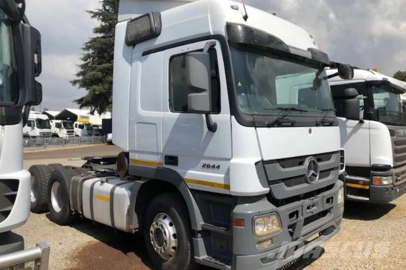 Mercedes-Benz Actros 2644 6x4 T/T