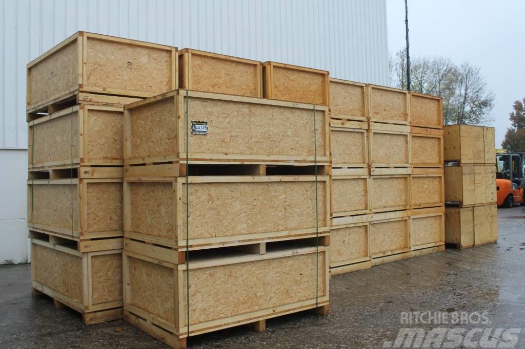 [Other] transportkisten 36 x ongebruikte houten