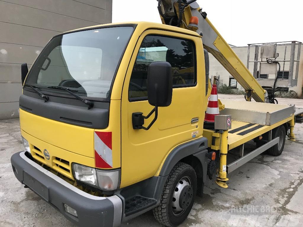 Nissan CABSTAR 35.13 Multitel 16 M