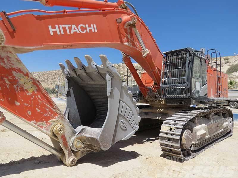 Hitachi ZX 670 LCR-5B