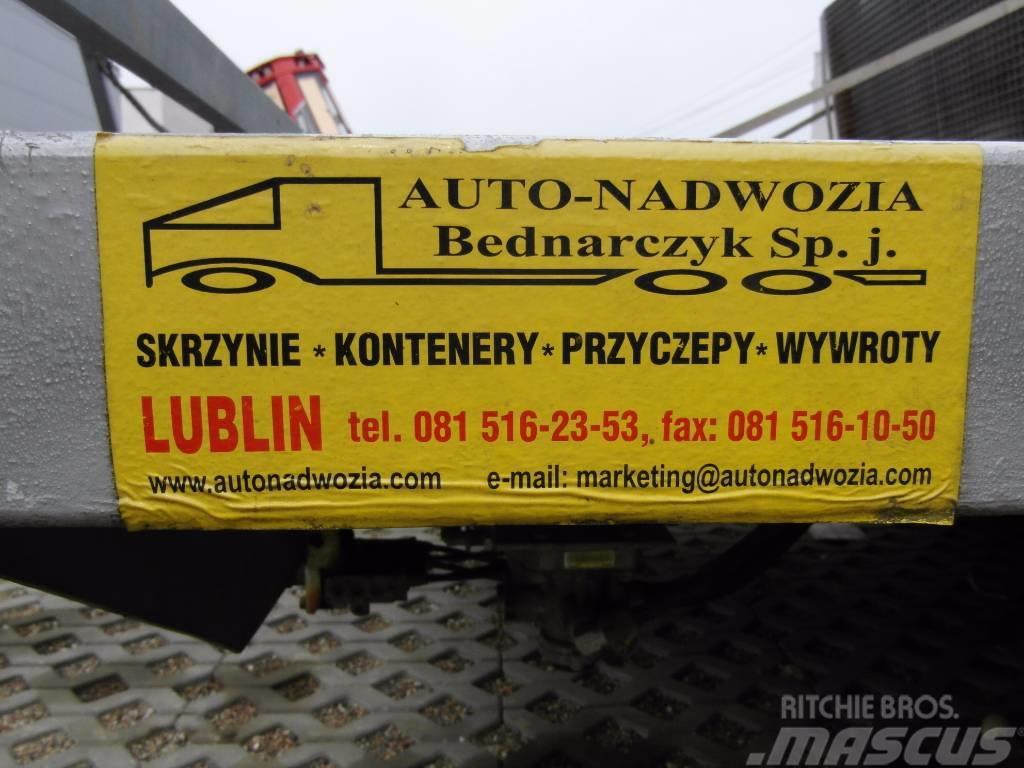 Auto Nadwozia Bednarczyk ANB PC, 2008, Övriga Trailers