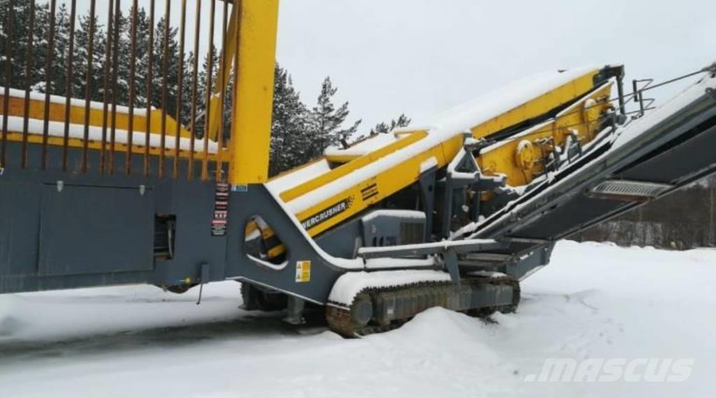 Atlas Copco Powercrusher PC6