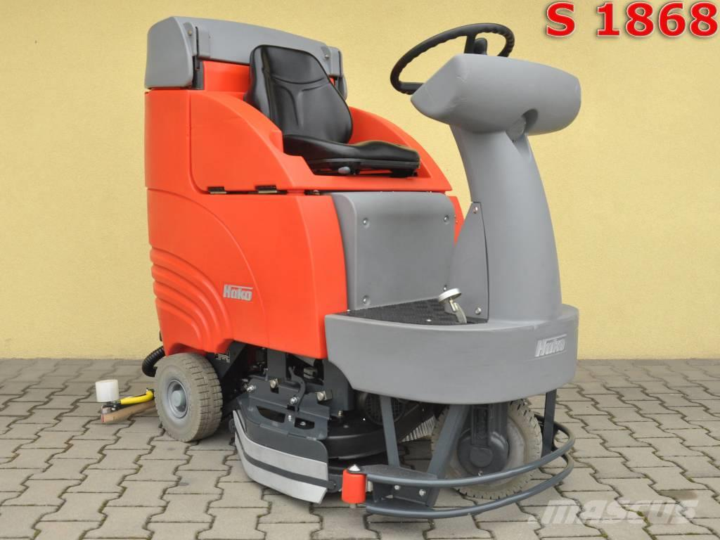 [Other] Scrubber dryer HAKO HAKOMATIC B 750 R