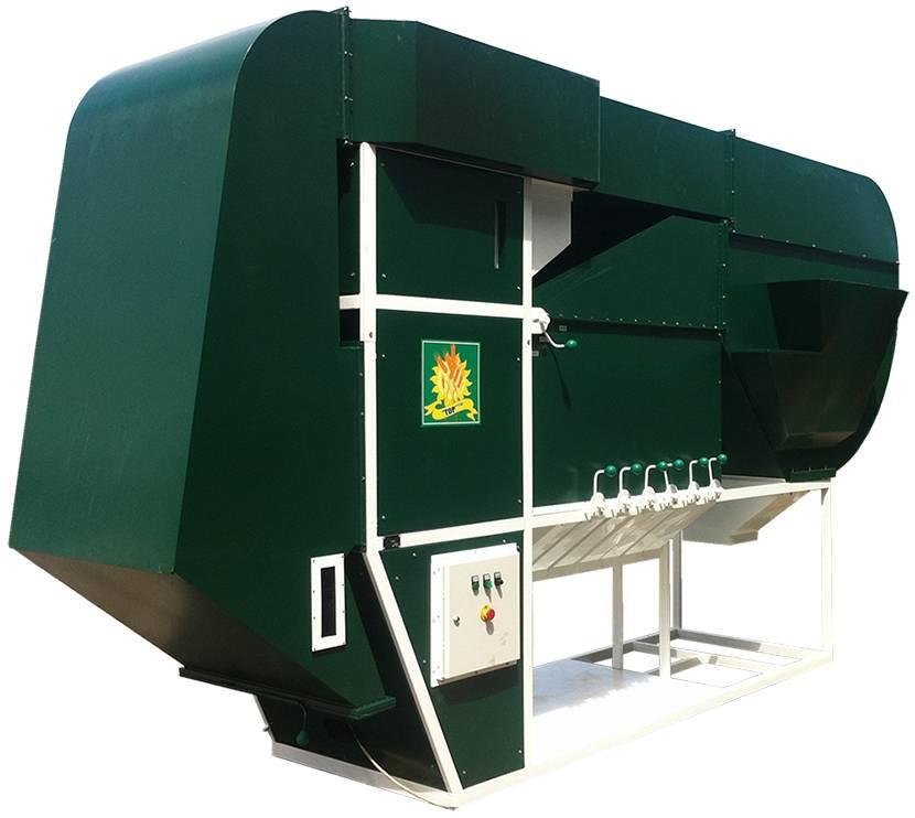[Other] Grain cleaning equipment ТОР ИСМ-50-ЦОК