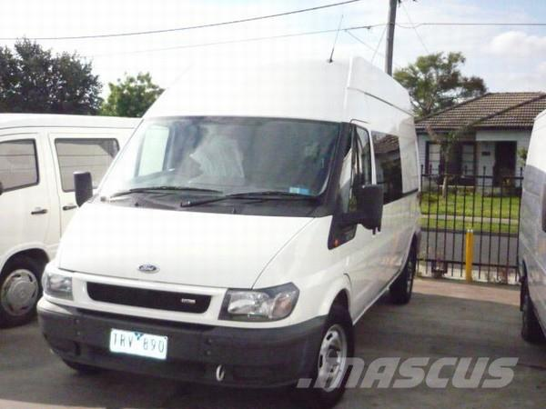 Ford Transit LWB High Roof
