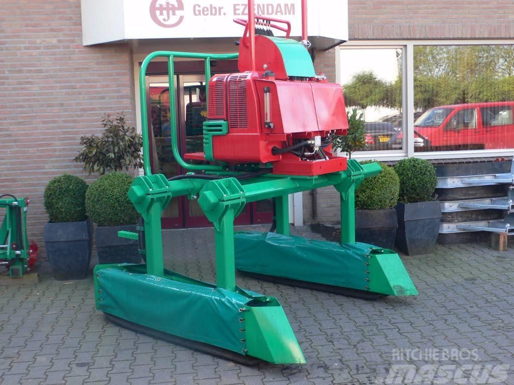Ezendam Verhoogde rupsvoertuig nieuw, 2016, Traktorer