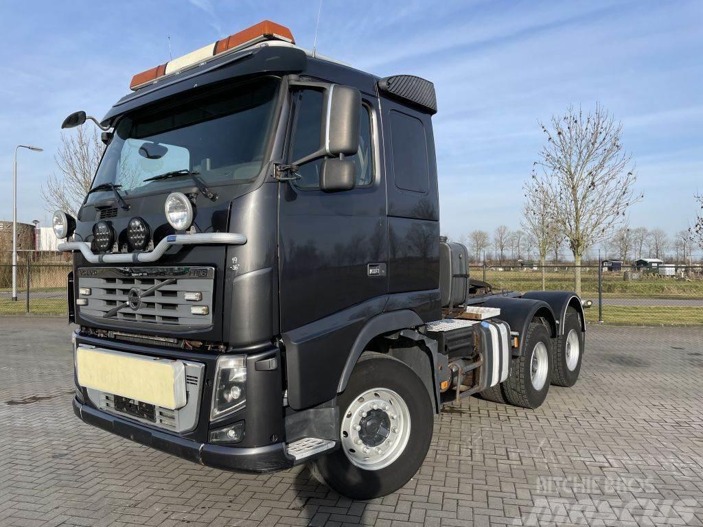 Volvo FH16.600 6X4 120TON RETARDER HYDR.EURO5 HUB REDUCT