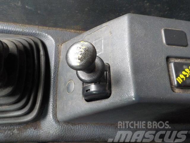Mercedes-Benz Atego MPI Hand brake valve 34307281 0034307981