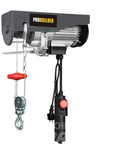 [Other] Probuilder sähkövinssi 200-400 kg (Q08)