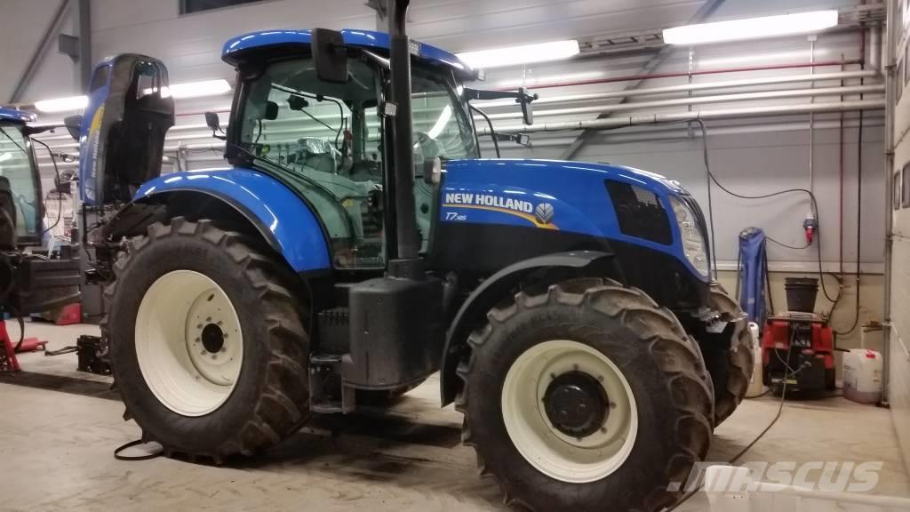 New Holland T7.185 RC 50