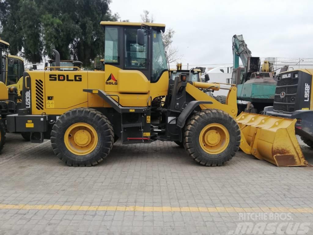SDLG LG 938 L
