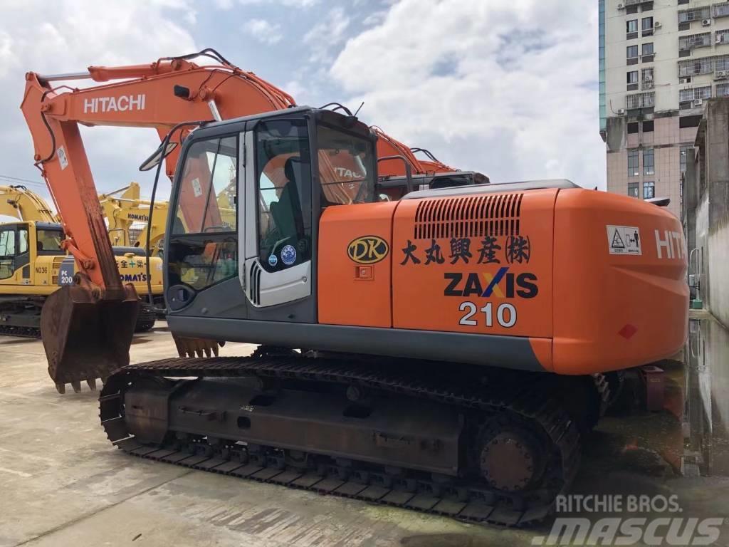 Hitachi ZX210H-3  ZX250H-3履带挖掘机