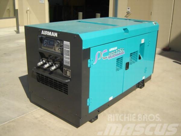 Airman Compressor PE34 PDS 175S