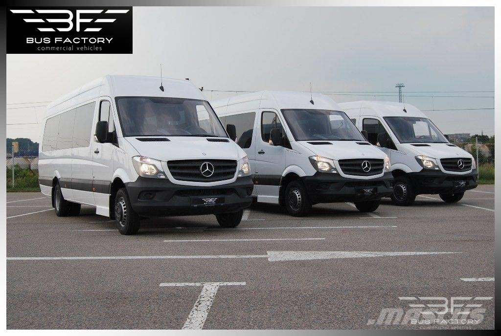 Mercedes-Benz Sprinter 519 XXL Intercity 22+1 !!
