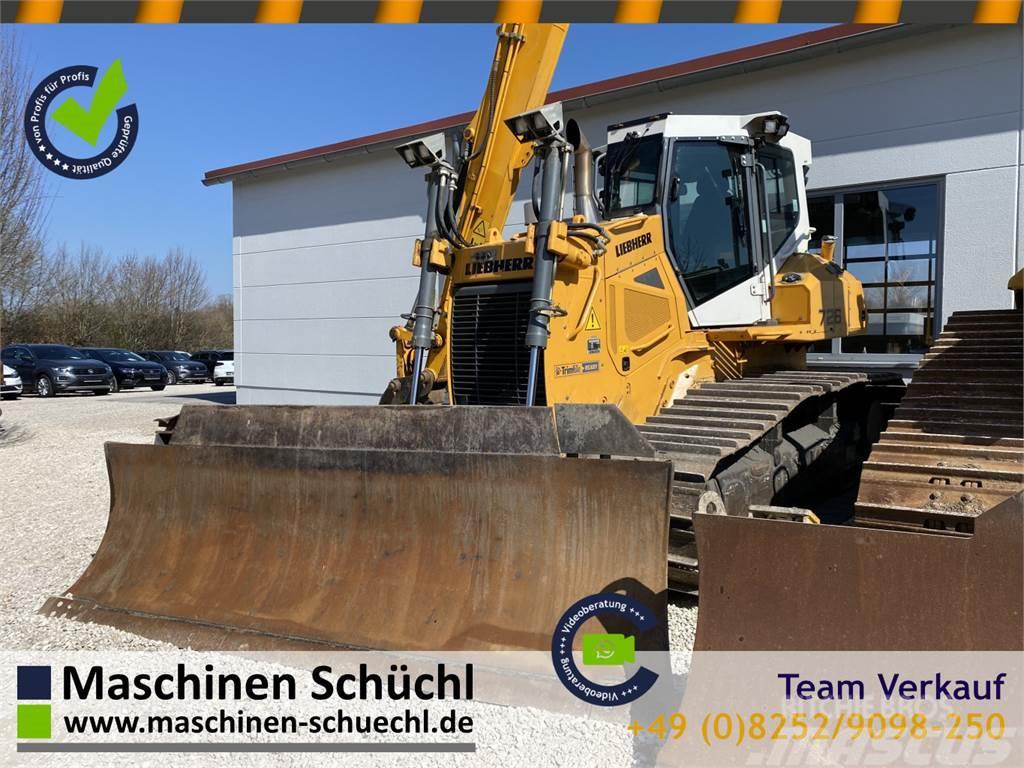 Liebherr PR 726 Ketten-Dozer, Raupe