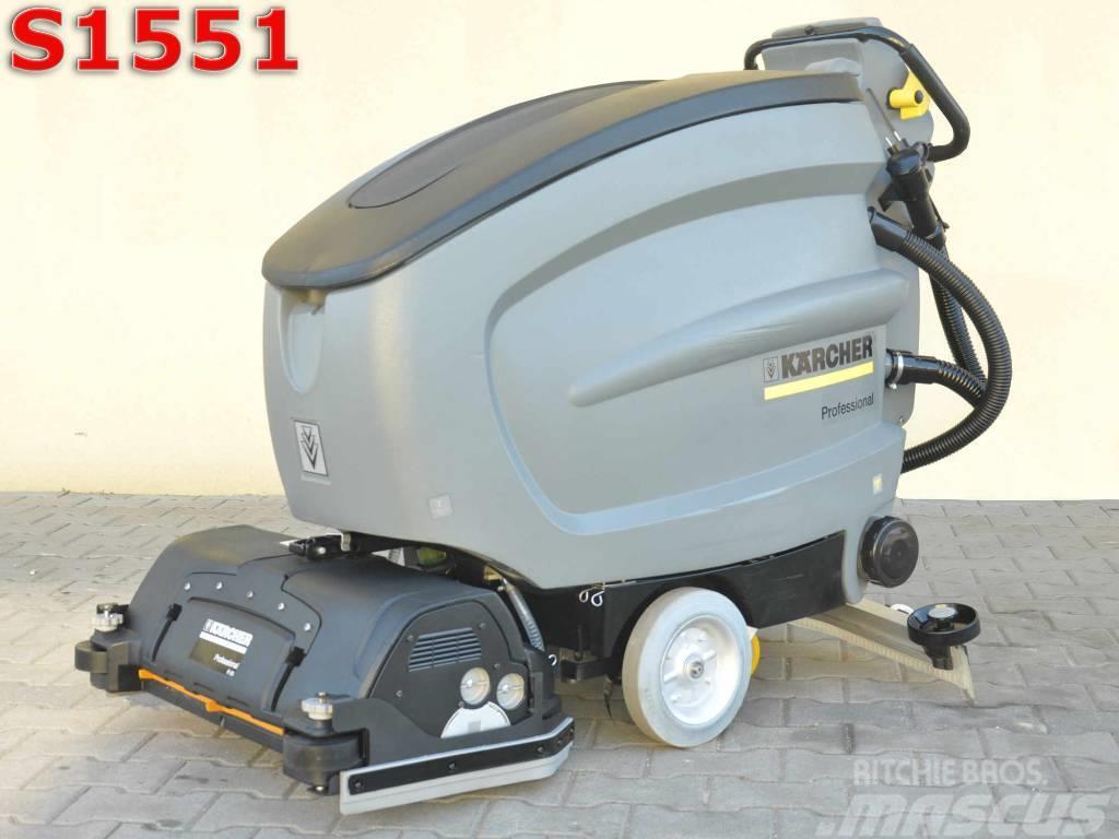 [Other] Scrubber Dryer KARCHER B 60 W R65