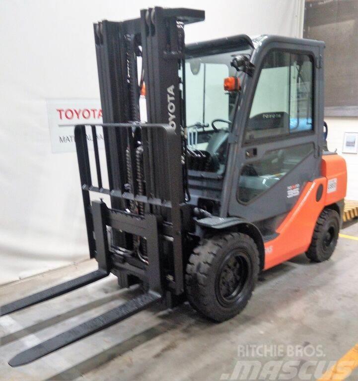 Toyota 8FGJF35