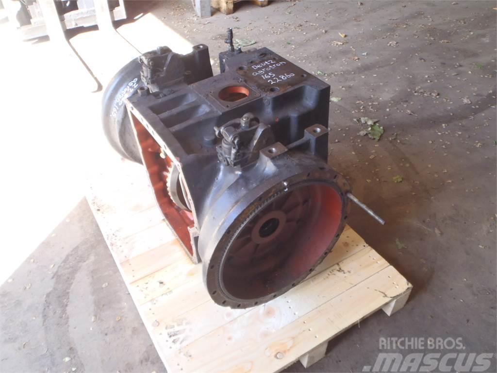 [Other] Rear transmission Deutz-Fahr Agrotron 165