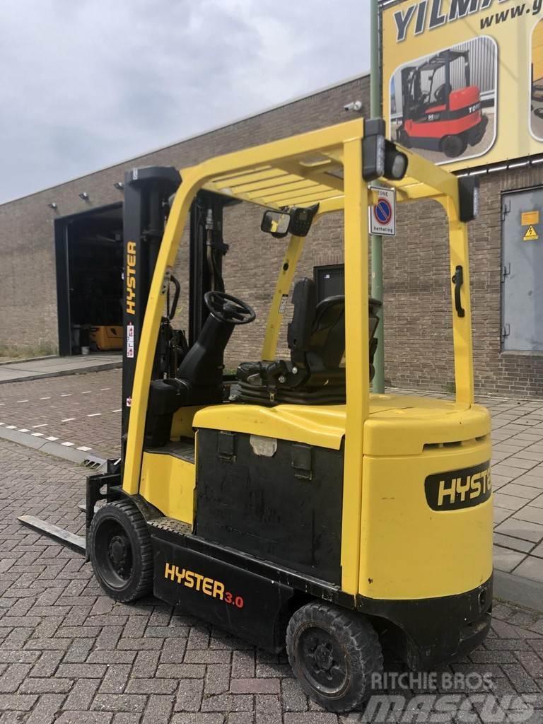 Hyster E3.00XN 3000KG 5.20METER HEFTRUCK