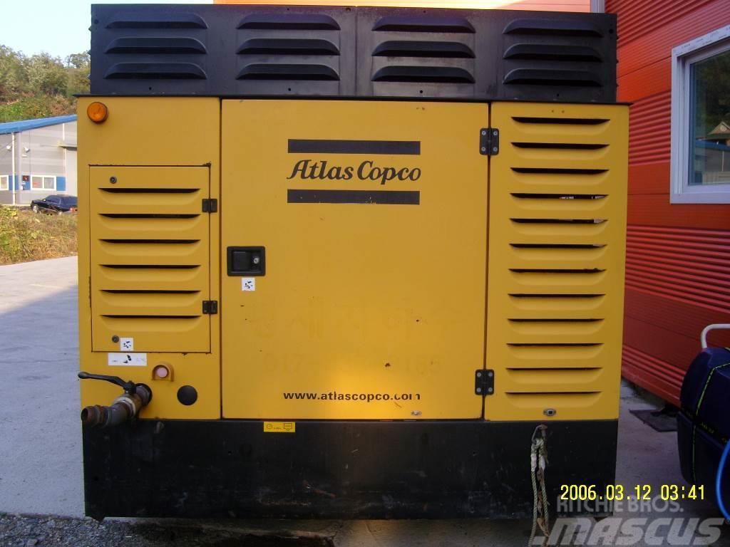 Atlas Copco XRVS476CD