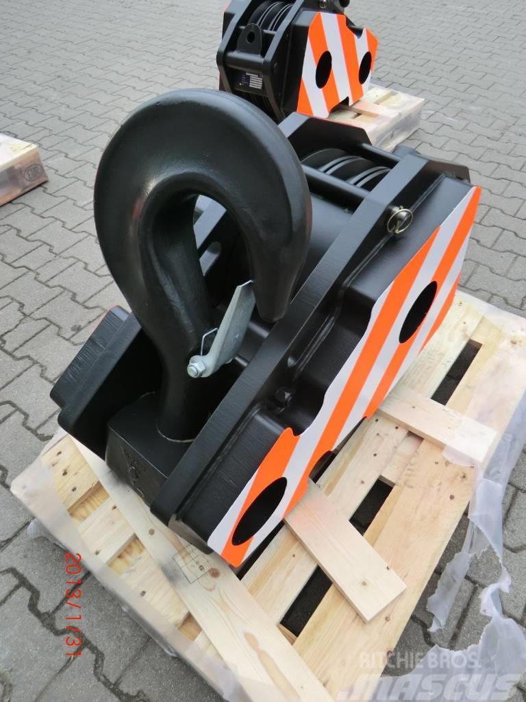 [Other] Hakenflasche / Hook block 50t