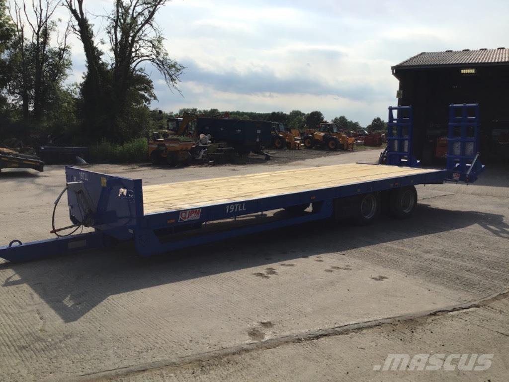 JPM 28ft low loader