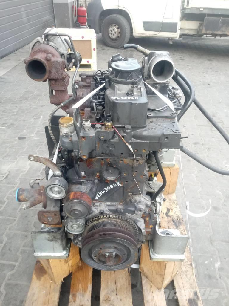 Iveco F4BE0484E Case 145 Kobelco  Silnik Engine Motor