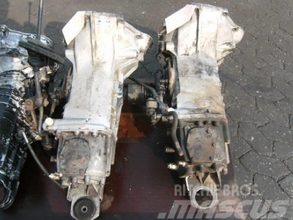 Mercedes-Benz G1/D14-5/4,2 / G 1/D14-5/4,2 MB 100, 1980, Växellådor