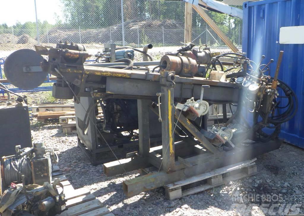 Atlas Copco Diamec 262 Core drilling
