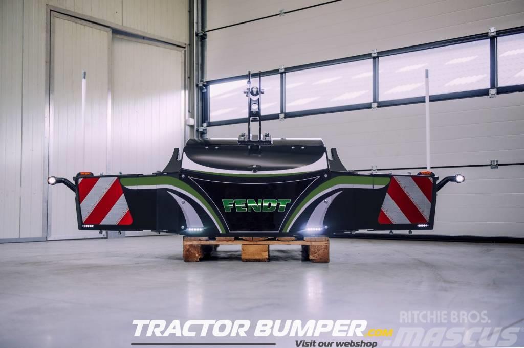 Fendt Tractor bumper