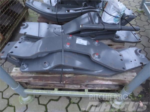 ALÖ Frontladerkonsolen für MF 7600er Serie