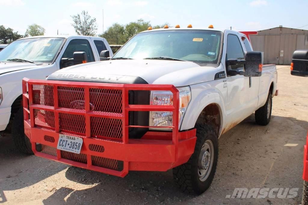 Ford F-250 XL Super Duty
